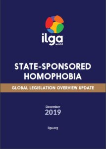 Cover of State-Sponsored Homophobia Report